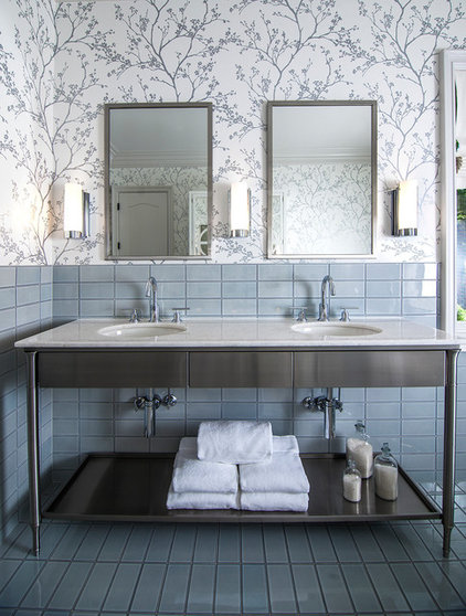 Contemporary Bathroom by Rariden Schumacher Mio & Co.
