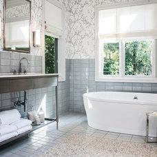 Contemporary Bathroom by Rariden Schumacher Mio & Co.