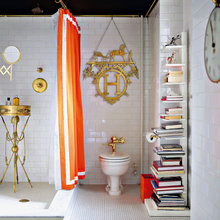 Fun and Colorful Bathrooms