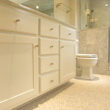 Traditional Bathroom by Woodbourne Builders Inc