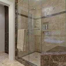 Traditional Bathroom by Redstone Builders