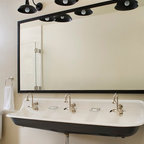 University Heights Rustic Bathroom Other By Vault
