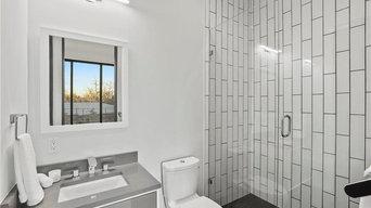 Deerfield-Multi Room Remodel (Kitchen, Office, Bathroom)