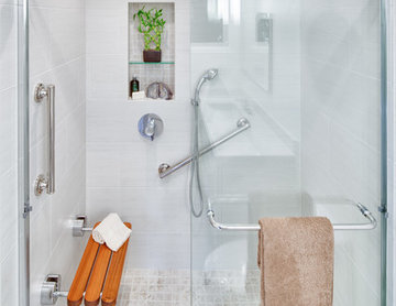 Del Mar, San Diego Bathroom Remodel