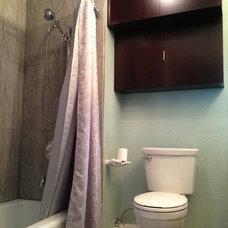 Contemporary Bathroom by Vasquez Design, Inc.
