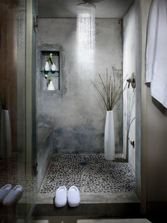 Industrial Bathroom Design Ideas Remodels Photos