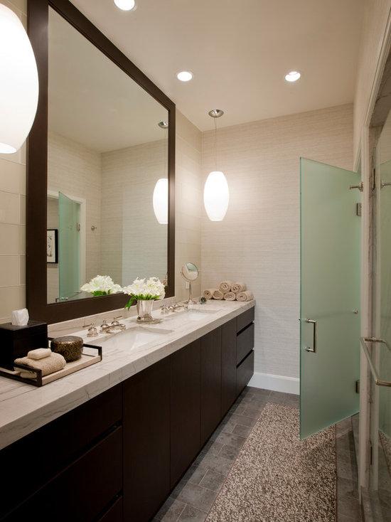 Awesome Framed Bathroom Mirror