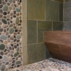 Contemporary Bathroom by Grace Blu Designs, Inc.