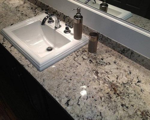 Delicatus White Granite Home Design Ideas Pictures