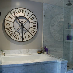 eclectic bathroom by Dana Nichols