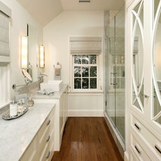 Traditional Bathroom by Erin Hoopes