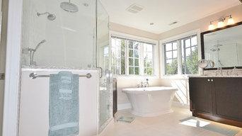 Deluxe West Chester Bathroom