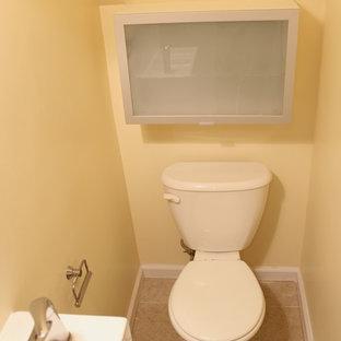 Dennis ''under stairs'' bathroom