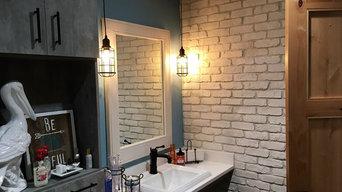 Dentist Office Bathroom Mirror