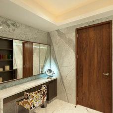 Contemporary Bathroom Departamento CGB