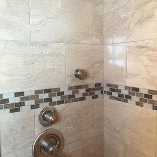 Depew- Transitional Bisc Bathroom