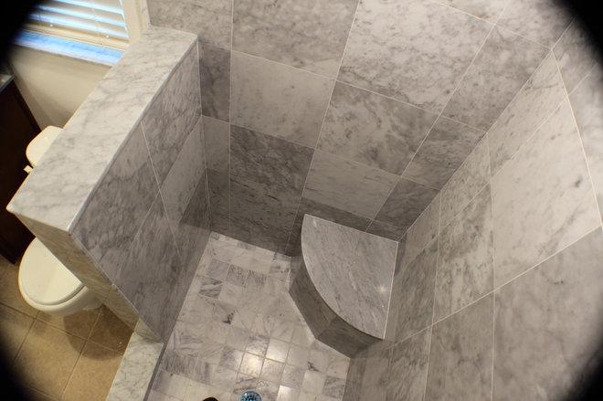 Contemporary Bathroom by depotgranite