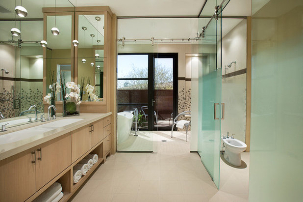 18 Dream Items To Punch Up A Master Bath Wish List