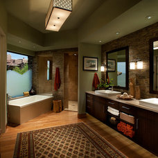 Contemporary Bathroom by Rondi - the art of space