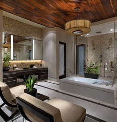 contemporary bathroom by Bridgwater Consulting Group