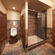 Traditional Bathroom by Design Connection, Inc