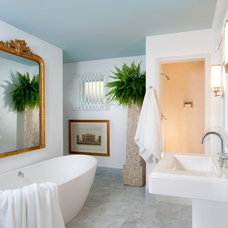 Traditional Bathroom by Charlottesville Design House