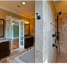 Traditional Bathroom by Showplace Design & Remodel