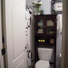 Traditional Bathroom by Design Renditions