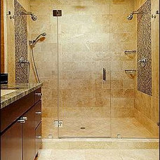 Contemporary Bathroom by Design Solutions