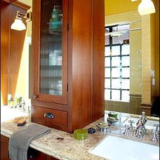 Traditional Bathroom by Design Solutions