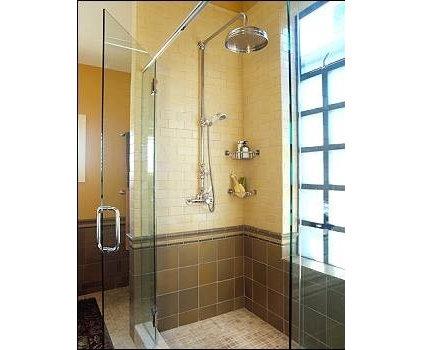 Contemporary Bathroom by Design Solutions