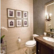 Traditional Bathroom by Bates Design Associates, LLC