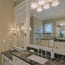 Traditional Bathroom by Carolina Lanterns