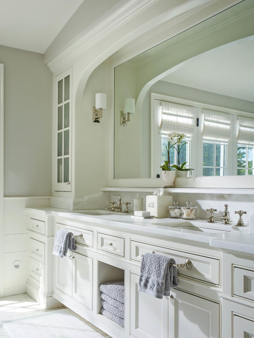 White Cabinets Bathroom Ideas | Houzz on windsor bathroom wall cabinets, bathroom design white furniture, bathroom cabinet plans, outdoor rooms white cabinets, bathroom vanities and cabinets, storage white cabinets, bathroom cabinets designs furniture, kitchen white cabinets, bathroom white accent design, bathroom cabinet colors, bathroom design white counters, black bathroom cabinets, tile white cabinets, bathroom shelves and cabinets, luxury corner curio cabinets, bathroom cabinetry ideas, living room white cabinets,