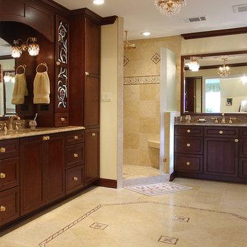 Designer Master Bath Remodel