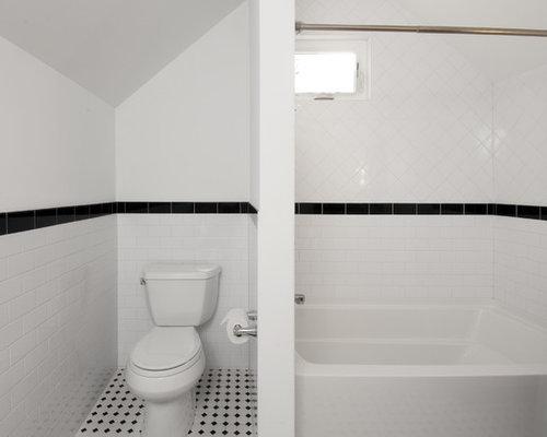 Design Ideas White 4x4 Bathroom Tiles ~ White tile ideas pictures remodel and decor