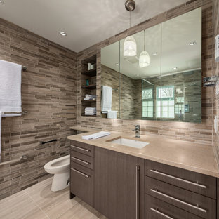 Waterfall Tile Houzz