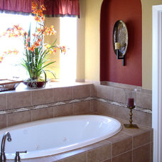 Traditional Bathroom by Designs Anew Houston LLC