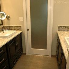 Traditional Bathroom by Designs by SKill, LLC.