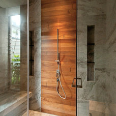 Contemporary Bathroom by Architology
