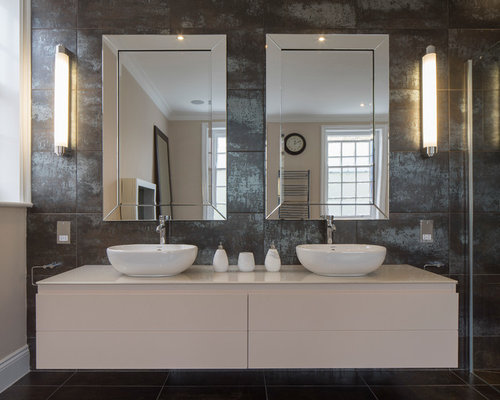 Bathroom Mirror Ideas, Pictures, Remodel And Decor