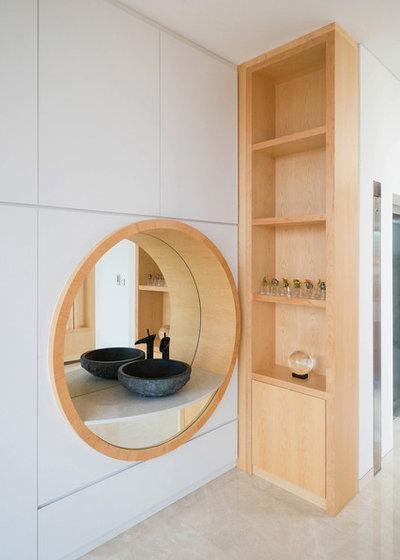 Asian Bathroom by Produce