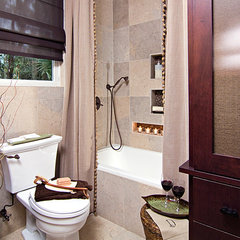 bathroom by In Detail Interiors