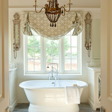 Traditional Bathroom by Providence Design