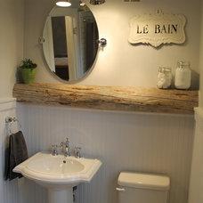Farmhouse Bathroom Dexter House!