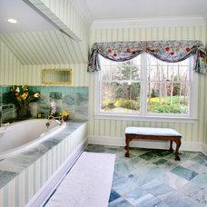 Traditional Bathroom by Phoenix Design & Construction