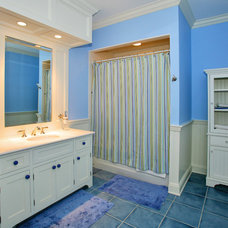 Traditional Bathroom by Phoenix Design & Construction
