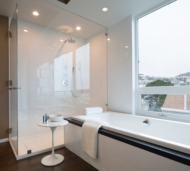 Contemporary Bathroom by Doyle McCullar