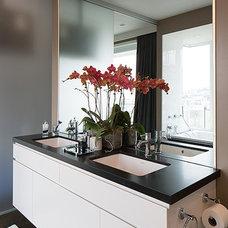 Contemporary Bathroom by Doyle McCullar