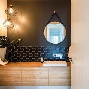 Modernes Badezimmer in Sunshine Coast